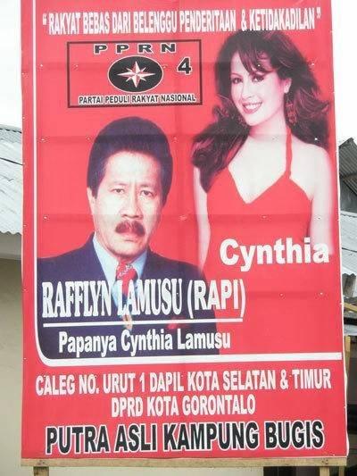 caleg pprn dprd kota gorontalo